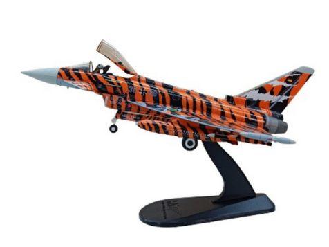"1:72 Hobby Master Eurofighter Typhoon ""Bronze Tiger"", 30+09, TkLwG 74, Neuburg AB ""Tiger Meet 2014 HA6609"