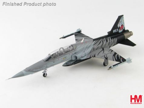 1:72 Hobby Master Northrop F-5T Tiger II 853, 144th Squadron, RSAF, 2015 HA3340