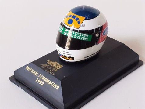 1:8 Ayrton Senna 1984 Helmet