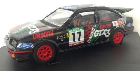 1:43 Trofeu Ford Sierra RS Cosworth #17 1990 Portugal Rally Santos