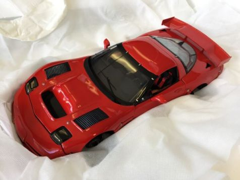 1:12 GMP 2006 Menards Corvette C5R G1200706