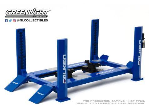 Adjustable Four Post Lift Summit Racing Equipment