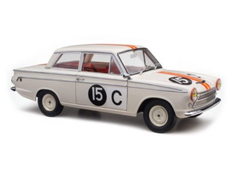 1964 1:18 Classic Carlectables Bathurst Winning Ford Cortina GT #15C Jane/Reynolds