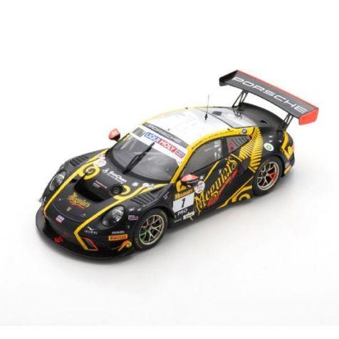 1:18 Spark Models 1:18 Porsche 911 GT3 R Bathurst 12 Hour Bamber/Vanthoor/Lowndes