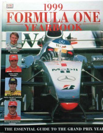 1999 Formula One Yearbook - Dorling Kindersley - 1999 - 0-7513-0802-1