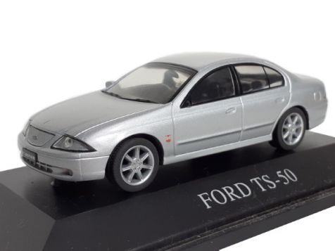 1:43 Paradise Garage Ford TS-50 in Liquid Silver