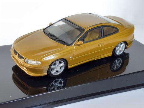 1:43 AutoArt Holden Coupe- Concept Car - Metallic Mustard (Non-Production Mix)