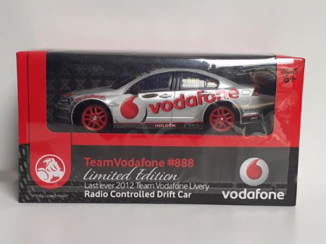 1:24 The Hobby Headquarters 2012 Holden VF Commodore #888 Craig Lowndes RC Drift Car