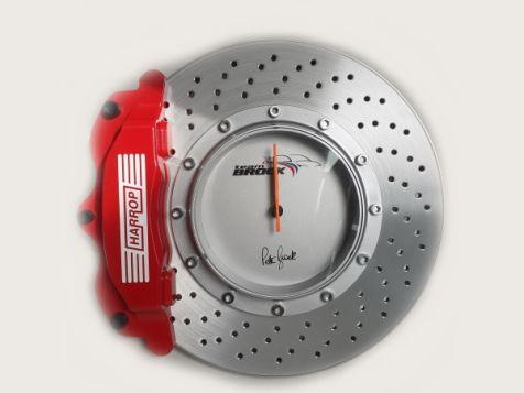 AUTOart Design Team Brock Brake Disc Clock