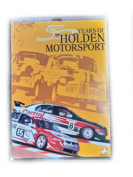50 Years of Holden Motorsport - Plasmatic Productions August 1998