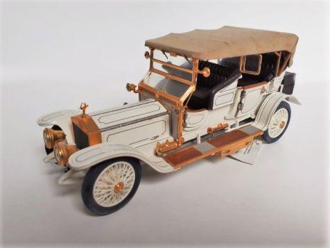1:24 Franklin Mint 1904 Mercedes Simplex B11TL10