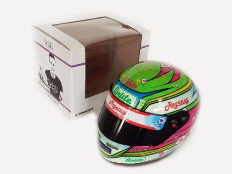 1:2 Minihelmet 2013 James Courtney Racing MH201310