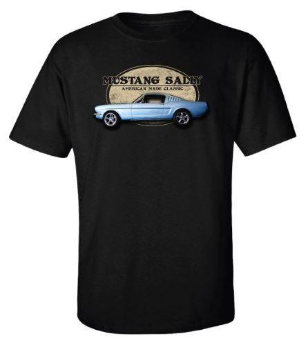 Men's ACME Mustang Sally T-Shirt BLACK