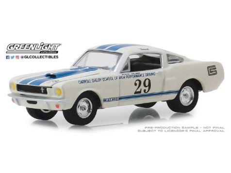 1:64 Greenlight 1965 Shelby GT350