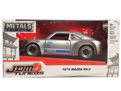 1:32 Jada JDM Tuners 1997 Honda Civic Type-R Metallic Blue 99771