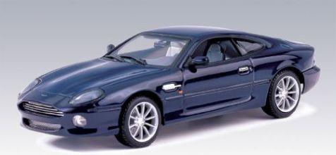 1:43 AUTOart Aston Martin DB7 (Metallic Blue) 50203