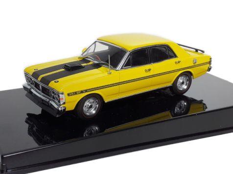 1:43-autoart-falcon-xy-gtho-yellow-glo-52701