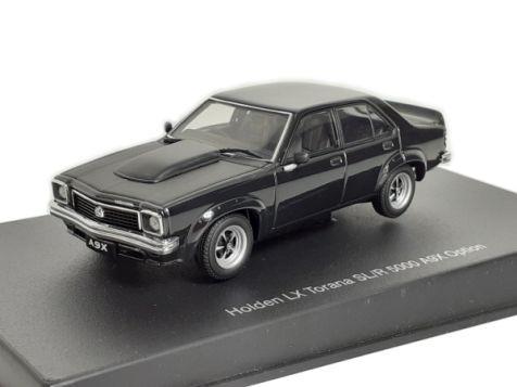 1:43 AUTOart Holden LX Torana SL/R 5000 A9X - Tuxedo Black - 53462