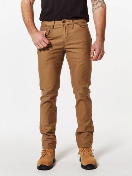 Men's Levi's 511 Slim Fit WORKWEAR Stretch Utility Jeans  ERMINE CANVAS