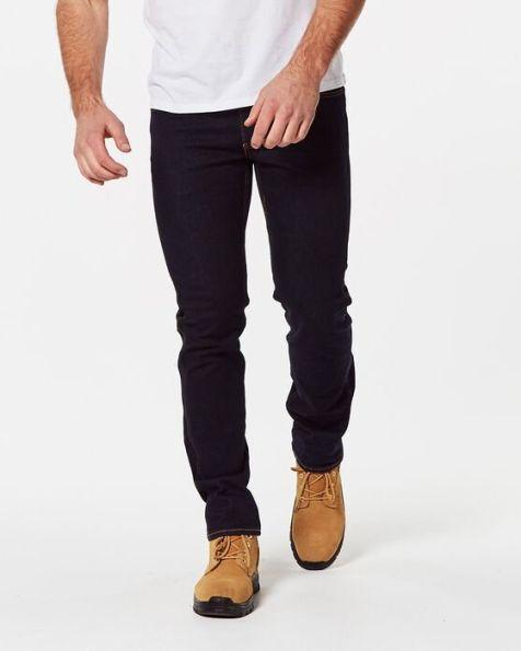 Men's Levi's 511 Slim Fit WORKWEAR Stretch Jeans INDIGO RINSE