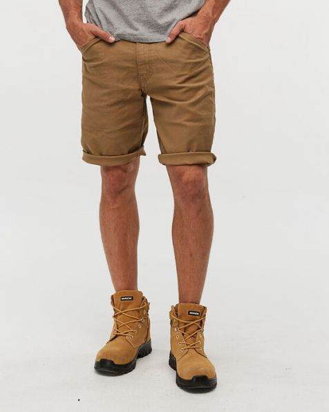 Men's Levi's 545 Ermine Canvas Athletic WORKWEAR Utility Shorts