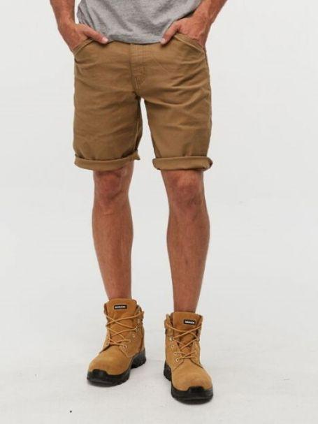Men's Levi's 545 Ermine Canvas Athletic WORKWEAR Utility Shorts
