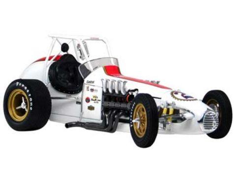 1:18 GMP 1973 Vel's Parnelli Jones Racing Ford Dirt Champ #2 Mario Andretti