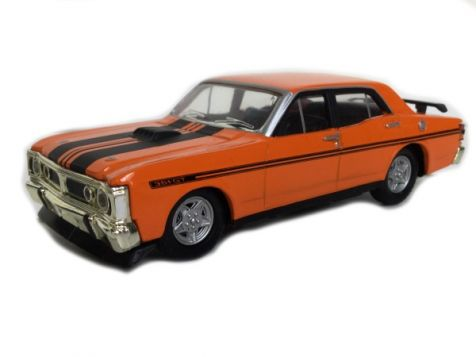 1:43 Trax Ford XY Falcon GTHO Phase 3 in Hot Orange - TR4D