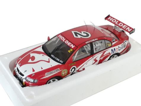 1:18 AUTOart 2003 Holden VY Commodore #2 Todd Kelly