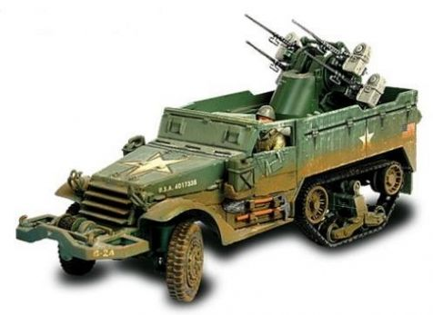 1:32 Forces of Valor D-Day Commemorative Series U.S Multiple Gun Motor Carriage