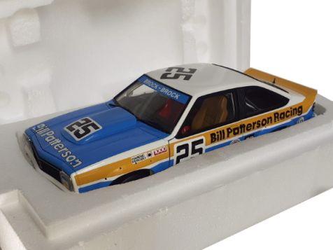 1:18 Biante Holden Torana A9X 2Dr  SS Hatchback 1977 Peter Brock Race Car #25 diecast model