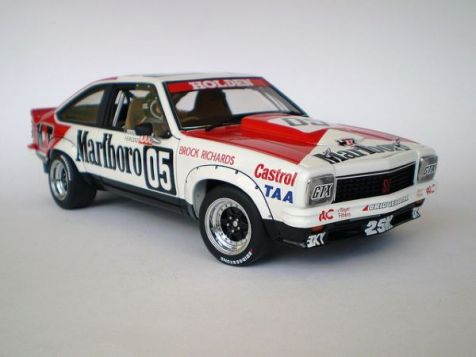 1:18 Autoart 1979 Holden Torana A9X Bathurst Winner- Peter Brock