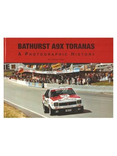 Bathurst GT-HO Falcons: A Photographic History by Stephen Stathis ISBN:0646436848