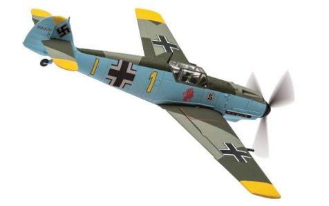 1:72 Corgi Messerschmitt Bf109E-4 'YELLOW 1' AA28004