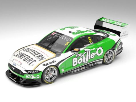 1:43 Authentic Collectibles 2019 Ford Mustang GT #12 Fabian Coulthard