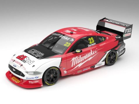 Authentic Collectibles 2019 Ford Mustang GT #6 Cameron Waters Season Car