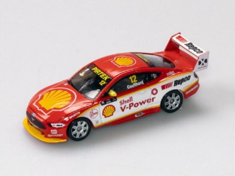 1:64 Authentic Collectibles 2019 Ford Mustang GT #17 Scott McLaughlin Season Car