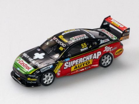 1:64 Authentic Collectibles 2019 Ford Mustang GT #12 Fabian Coulthard Season Car