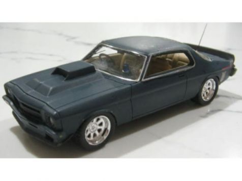 1:43 DDA 1973 Holden HQ Monaro MFP Movie Car