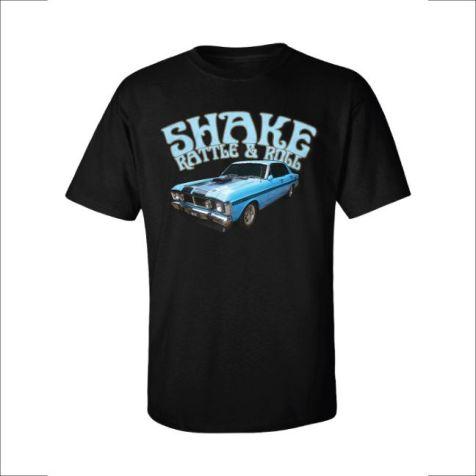 Men's ACME 'Shake, Rattle & Roll' Short Sleeve T-Shirt