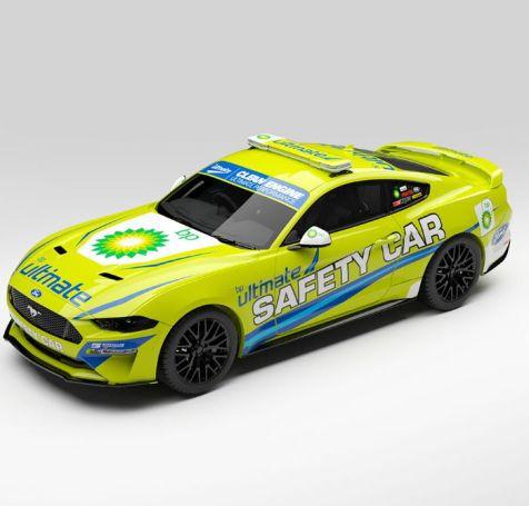 Striking BP ultimate safety car