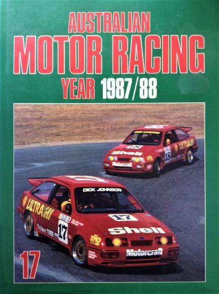 Australian Motor Racing Yearbook No. 17 (198788)