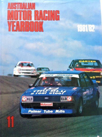 Australian Motor Racing Yearbook No. 11 (1981/82)