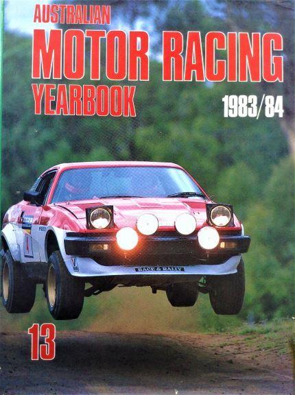 Australian Motor Racing Yearbook No. 13 (1983/84)