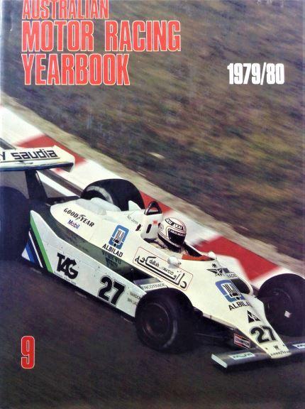 Australian Motor Racing Yearbook No. 9 (1979/80)