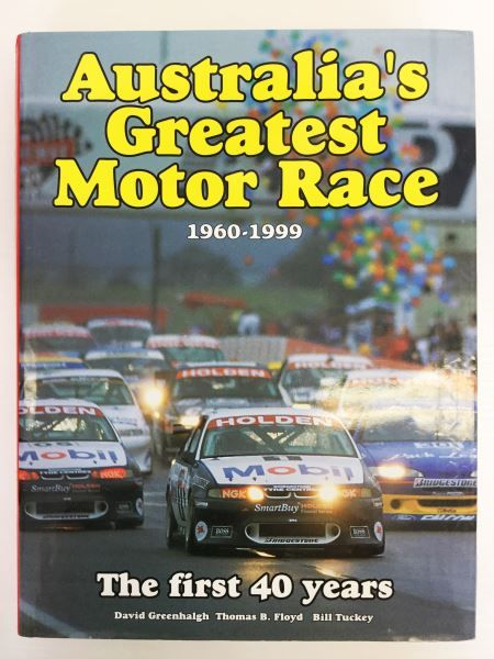 The Great Race 2000 FAI 1000, Bathurst Chevron Publishing Steve Normoyle ISSN 1031-6124