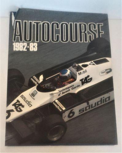 Autocourse 1982-83, Hardcover, ISBN 0 905138 21 X