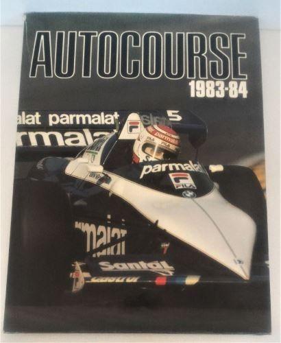 Autocourse 1983-84, Hardcover, ISBN 0 905138 25 2