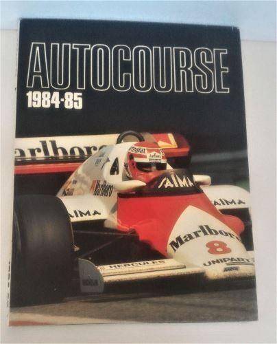 Autocourse 1984-85, Hardcover, ISBN 0 905138 32 5