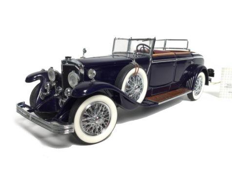 1:24 Franklin Mint 1926 Mercedes-Benz Model K